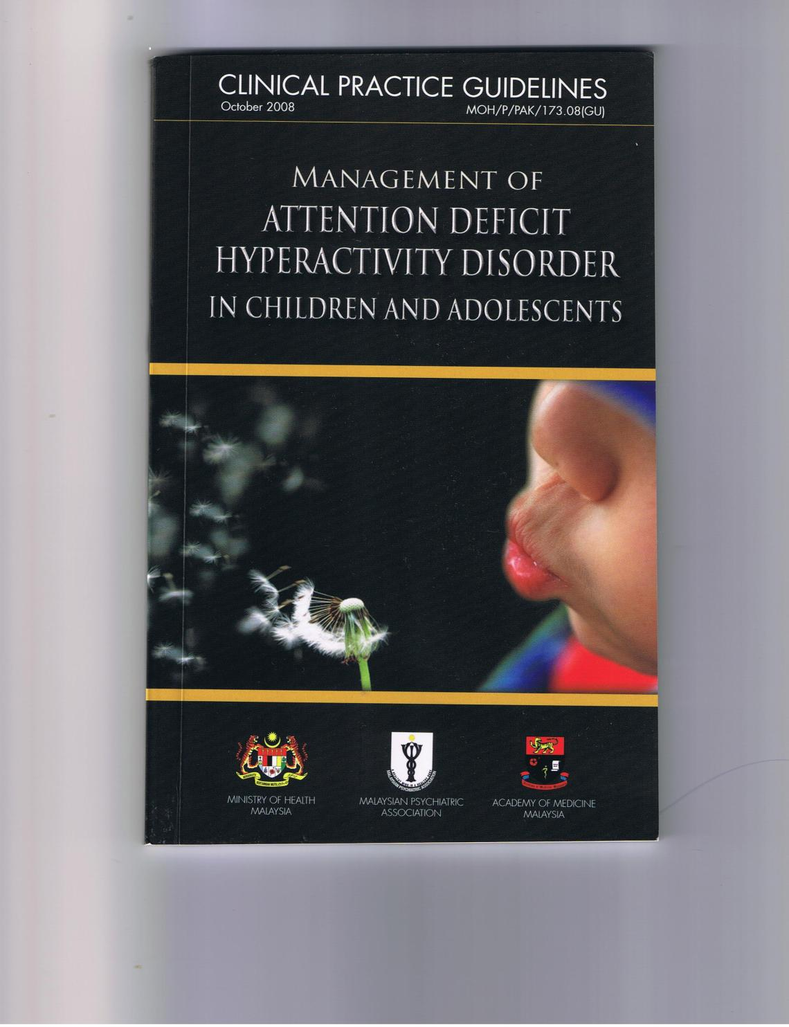 CPG Management of ADHD