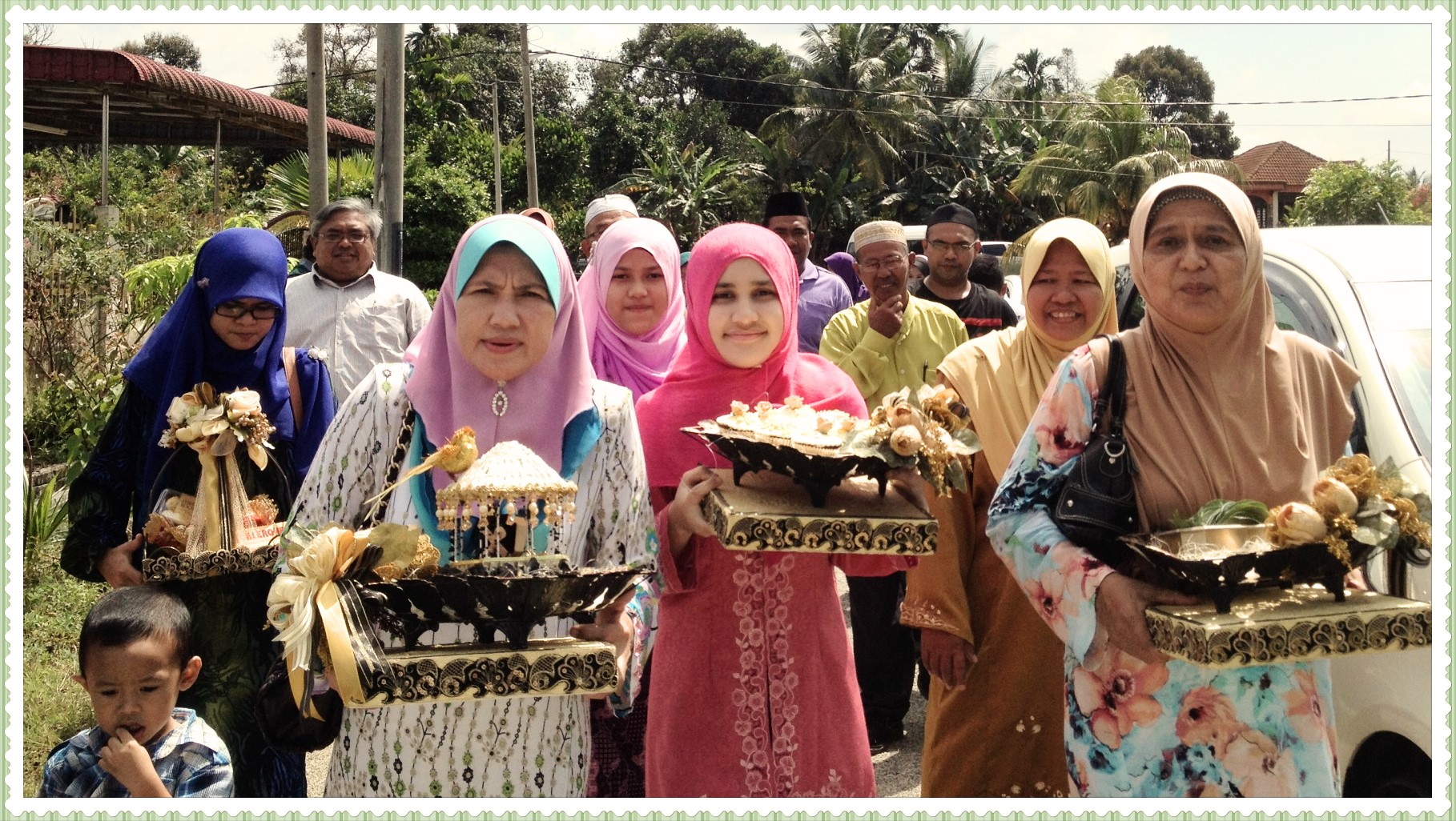 Traditional Malay Engagement – Idea-logy